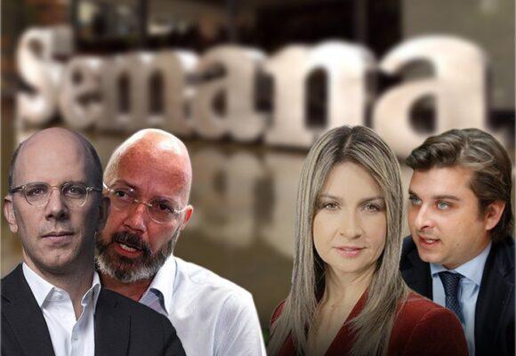 ¿Dónde fueron a dar los periodistas que le renunciaron a Vicky Dávila en Semana?