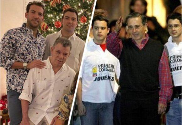 ¿Por qué son mejores los hijos de Uribe que los de Santos?