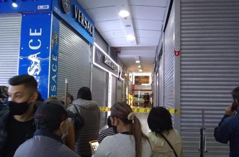 Ahora fue en Sanandresito: siguen las balaceras en la Ciudad Gótica de Claudia López