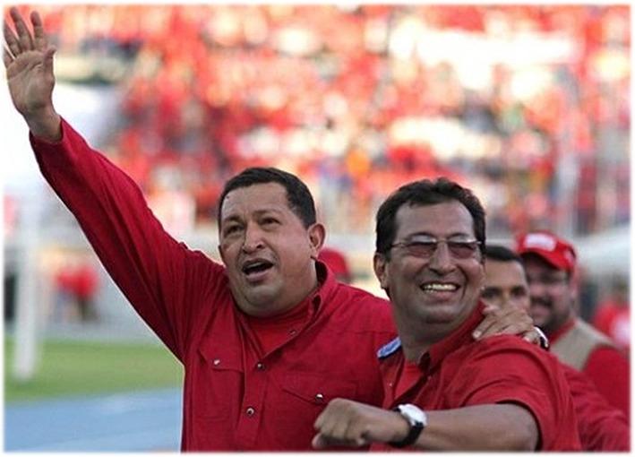 La reaparición de Adán Chávez a quien Maduro sacó del juego en Venezuela