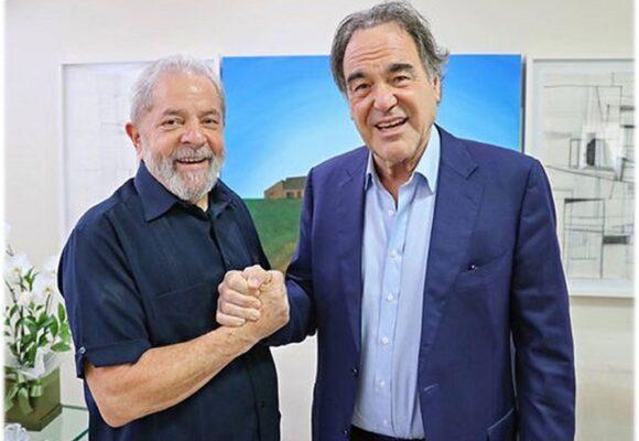 Lula se quedó con los crespos hechos con el documental de Oliver Stone