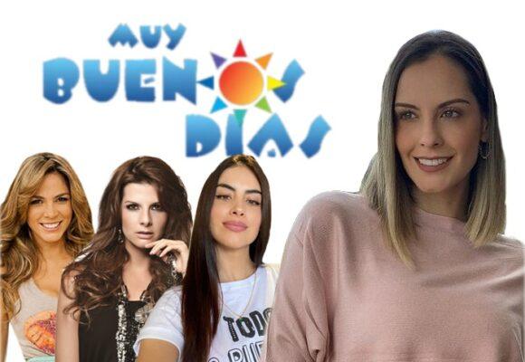 """Laura Acuña, la villana que hizo echar a las divas de """"Muy Buenos Días"""""""
