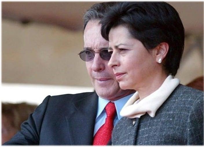 Lina Moreno de Uribe ha sido la mejor Primera Dama