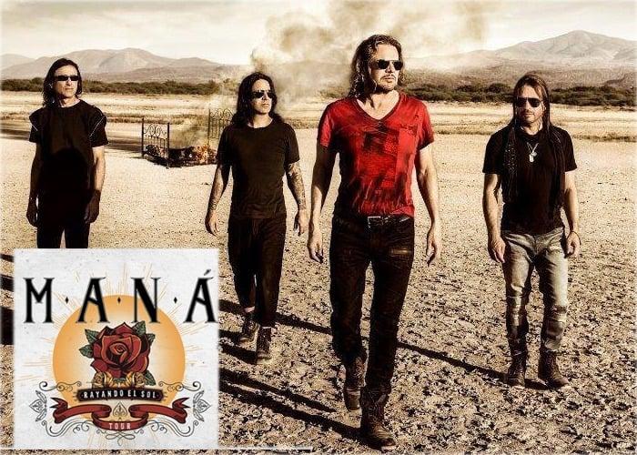 Maná, la verguenza del rock mexicano