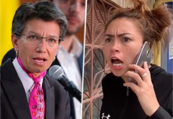 La Peinada que le pegó Epa Colombia a la alcaldesa Claudia López