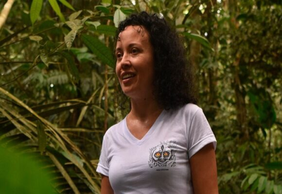 La ambientalista que cambió su vida para salvar el amazonas
