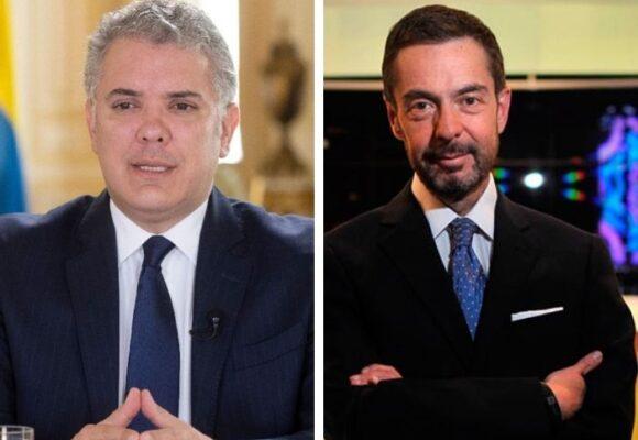 Álvaro García estrena este jueves 25 el noticiero gubernamental producido por RTVC
