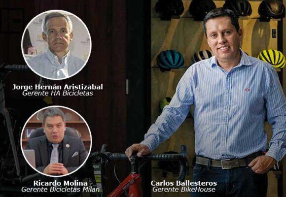 Boom de  bicicletas en Colombia, 3 grandes importadores los ganadores