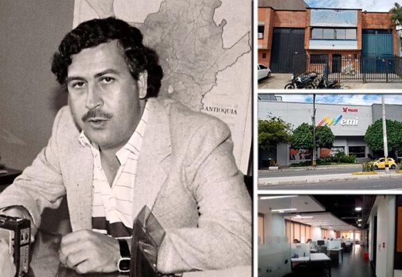 Las tres propiedades de Pablo Escobar que siguen en pleito