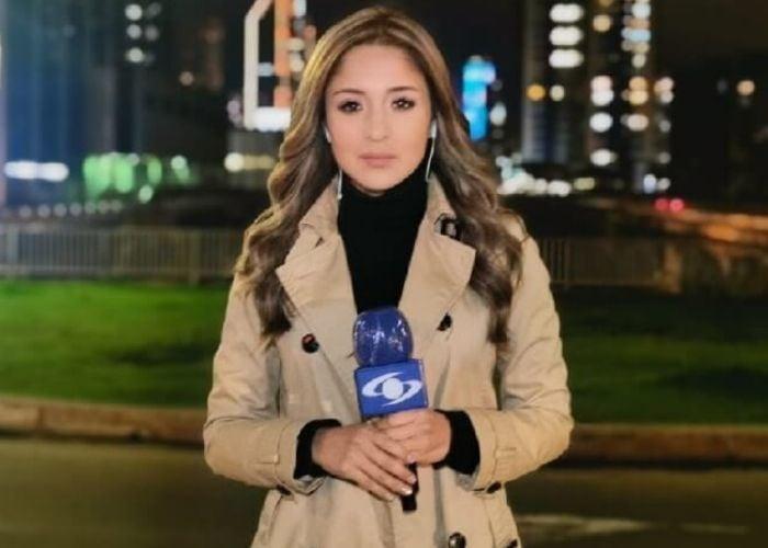 La valentía de la periodista de Noticias Caracol
