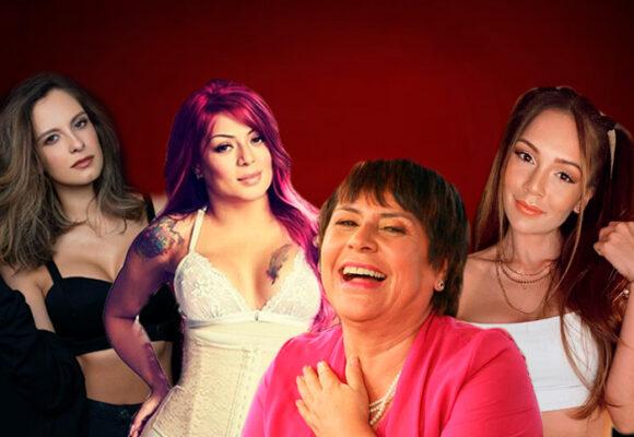 Las chicas terribles de la televisión colombiana