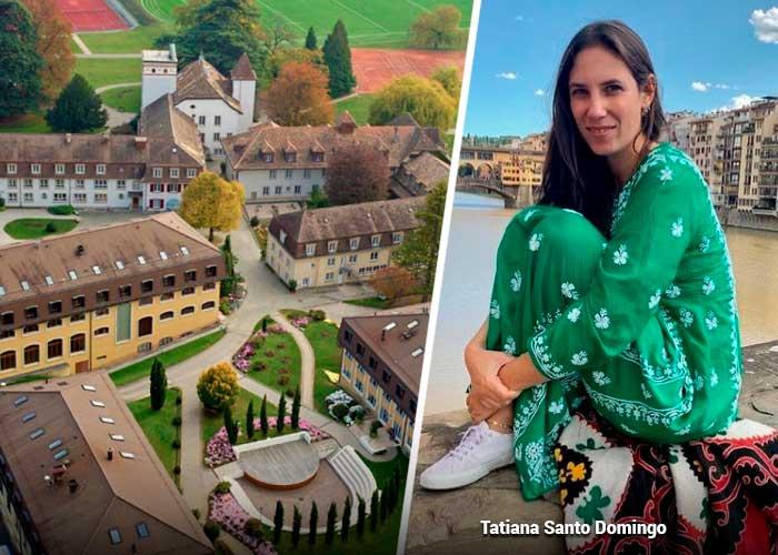 El colegio más caro del mundo donde estudió Tatiana Santo Domingo