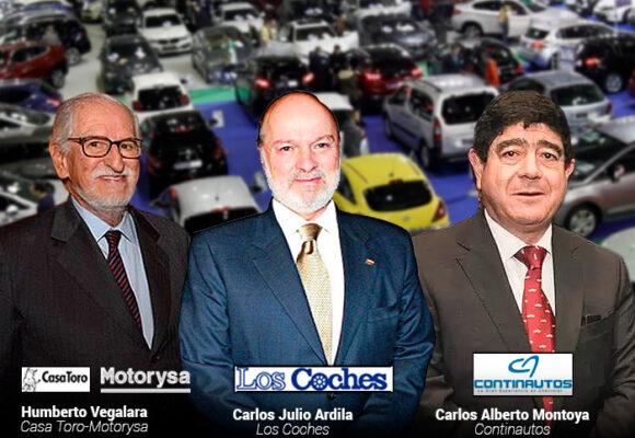 Siete familias se pelean el meganegocio de la venta de carros en Colombia