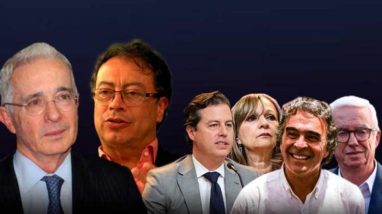 ¿Todos juntos, cogidos de las manos, contra Uribe?