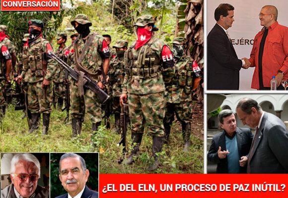La fallida negociación del gobierno Santos con el ELN. Revelaciones
