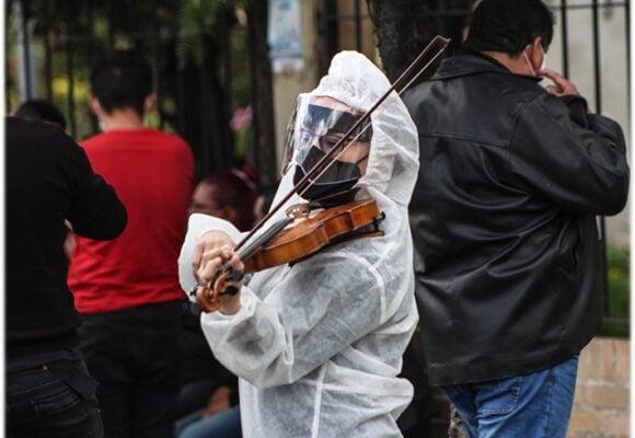 12.543 casos nuevos y 488 fallecimientos más por Covid en Colombia
