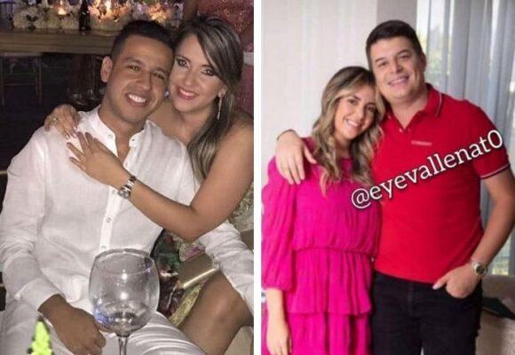 El nuevo amor de la viuda de Martín Elias