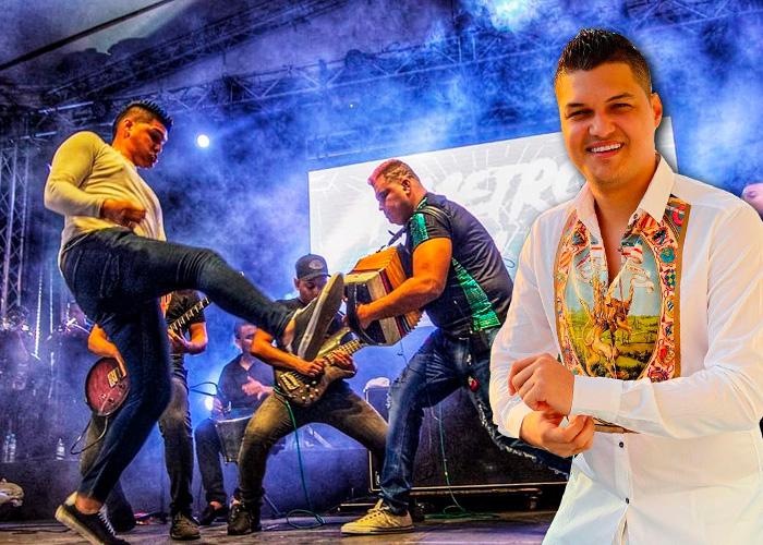 Tras el abandono de sus músicos Elder Dayán Díaz arma otra agrupación