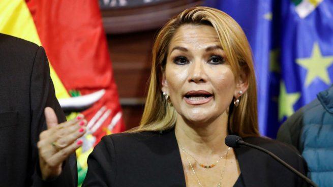 La aparatosa detención de la expresidenta de Bolivia