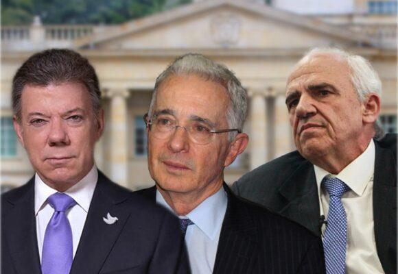Tres de los últimos expresidentes en la lupa de la justicia