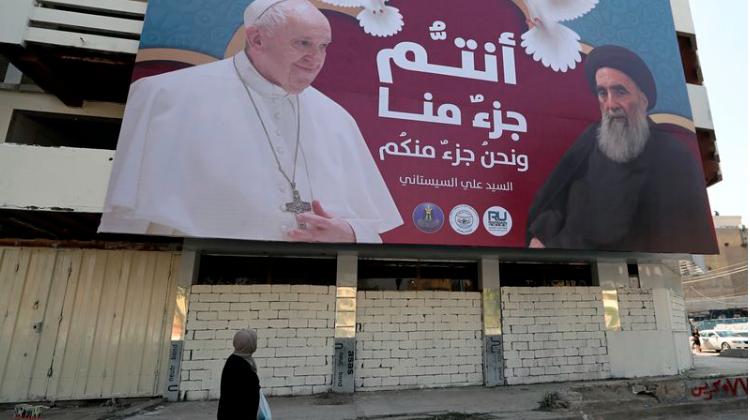 #PelandoElCobre:¡Francisco en Irak!