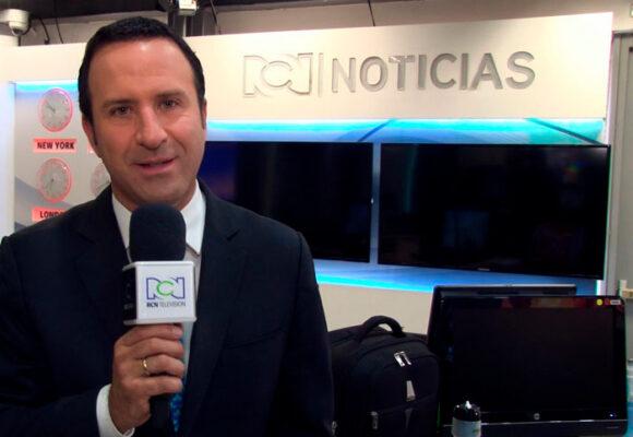 Preinfarto manda a la clínica a conocido presentador de noticias