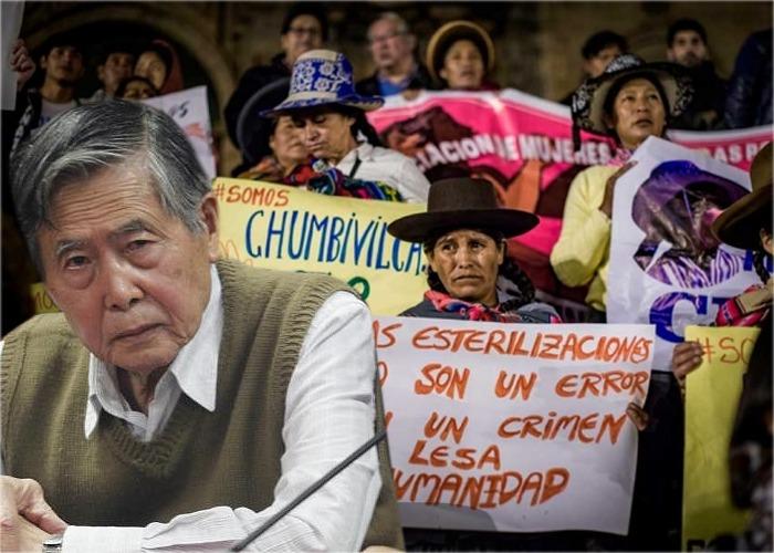 Perú: empieza el juicio contra Fujimori por esterilizaciones forzadas