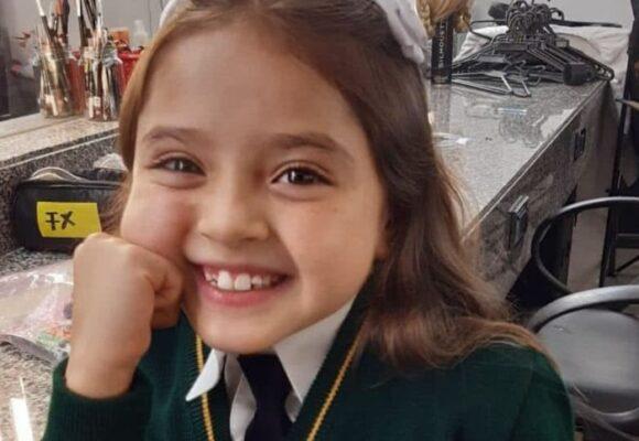 Hanny Vizcaíno, la pequeña actriz de 'Pa' quererte' que salvó a RCN