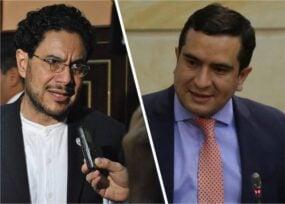 Iván Cepeda se le atravesó al representante Edward Rodríguez con demanda de pérdida de investidura