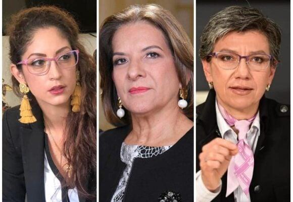 La representante Uribista del Meta Jennifer Arias se la ganó a Claudia Lopez
