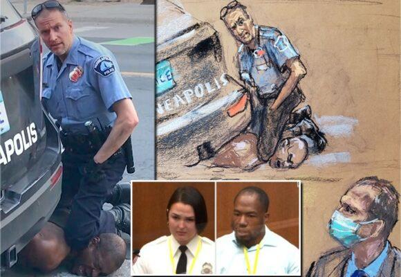 Juicio contra Derek Chauvin: cuatro testigos relatan la muerte de George Floyd