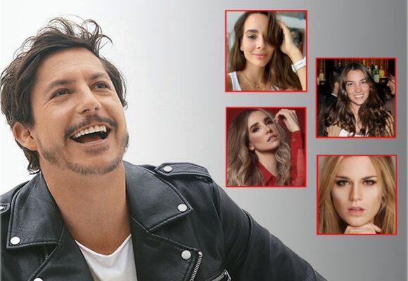 Las mujeres que pasaron por la vida de Alejandro Riaño