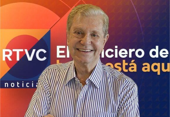 El regreso de Julio Cesar Luna a la televisión
