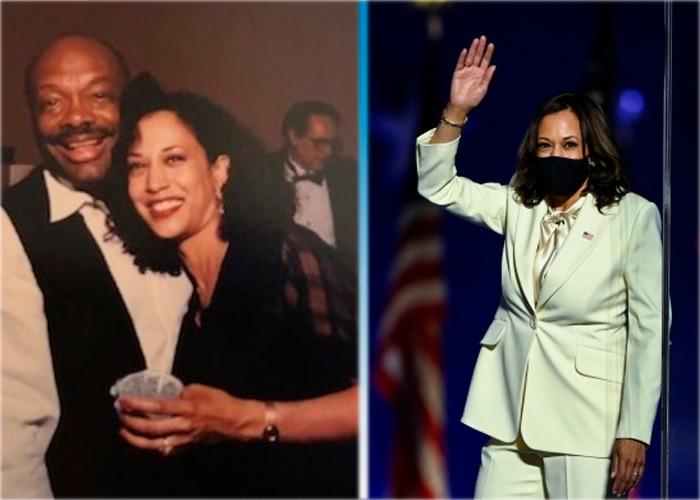 El escandaloso romance de Kamala Harris que la catapultó en la política