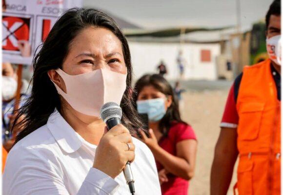 La Fiscalía peruana pide 30 años de cárcel para Keiko Fujimori