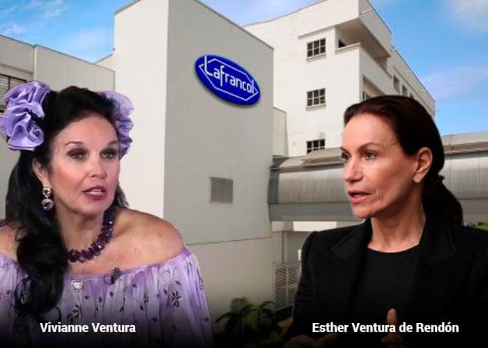 La millonaria pelea entre las primas Ventura por Laboratorios Lafrancol