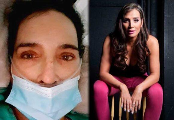 Empeora la salud de Luly Bossa