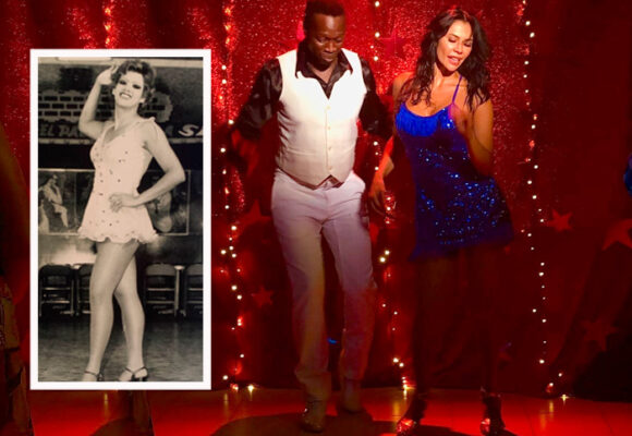 Amparo Arrebato, la mítica bailarina de salsa de Cali,recobra vida
