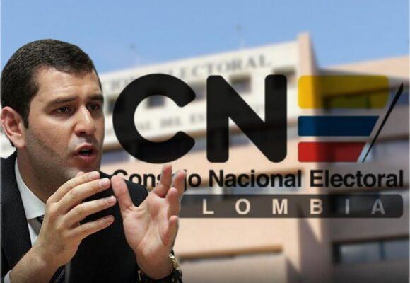 El Mello Cotes ahora sancionado por el Consejo Nacional Electoral