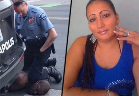 Muere una mujer salvadoreña sometida por policías de manera similar a George Floyd, en México