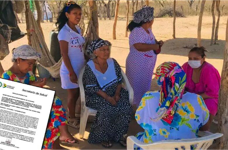"""""""La Guajira es un departamento diverso, y los huelguistas queremos representar eso'', Luis Lobo"""