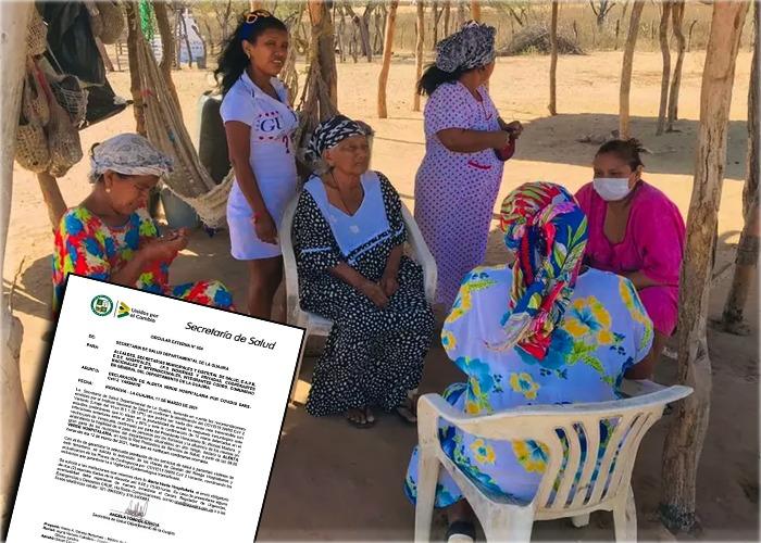El inminente peligro de La Guajira por la cepa brasileña del COVID-19