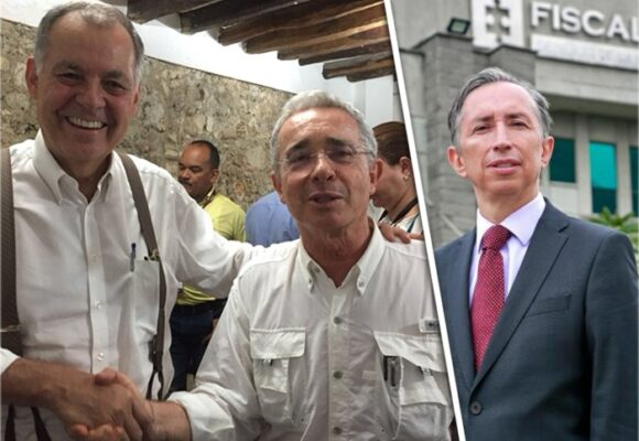 El Fiscal que solicitó el archivo del caso de Uribe, un incondicional del exprocurador Ordóñez