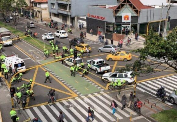 Balacera frente al Club el Nogal: Bogotá se le salió de las manos a Claudia López