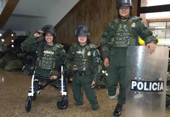 El valor de ser Policía