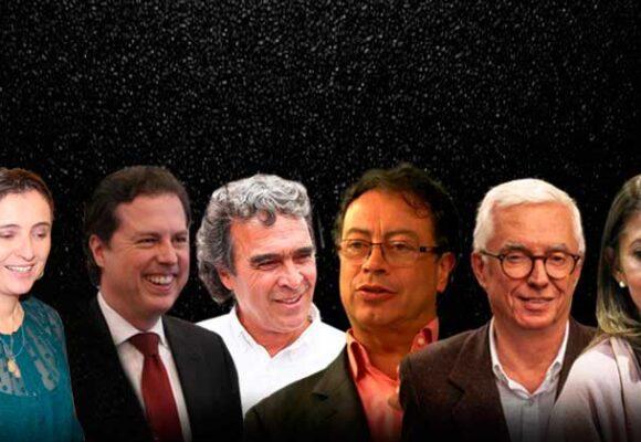El efecto Duque: 40 precandidatos presidenciales