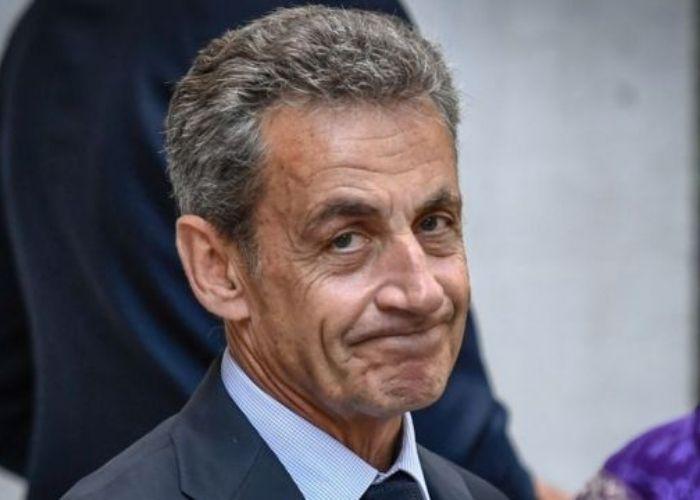 Sarkozy es condenado a tres años de prisión por corrupción y tráfico de influencias