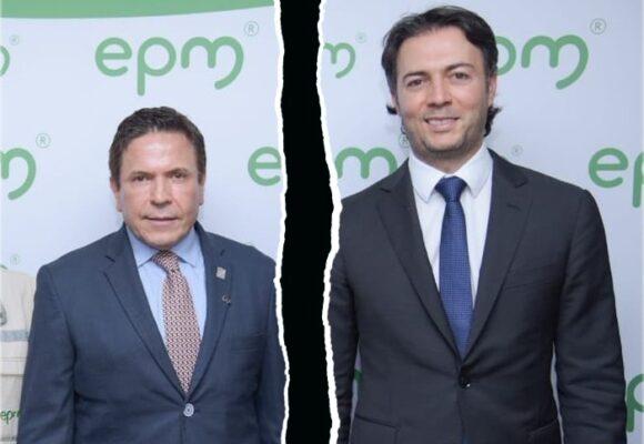 Contraataque del exgerente de EPM: Quintero, a responder por su despido