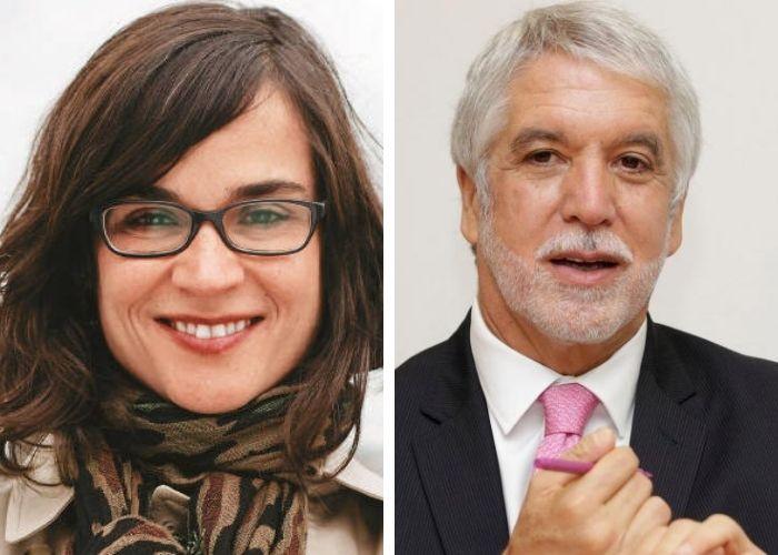 El hijo de Peñalosa recordó cuando Carolina Sanín insultó a su papá