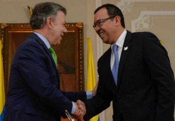 Alfonso Prada, mano derecha de Santos en Palacio, refuerzo en su equipo de abogados